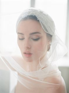 Luxurious vintage wedding hair accessories by Jannie Baltzer // Sandra Åberg Photography // Hair Mia Jeppson // Dresses by Vintage Bride and BHDLN // Model Faye of Le Management // @janniebaltzer @sandraaberg