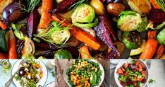 Zmeňte prílohu na chutné a zdravé hlavné jedlo! Fresh Rolls, Salads, Ethnic Recipes, Food, Diet, Hampers, Lasagna, Eten, Salad
