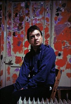 Francis Bacon by Ian Berry. London, 1967.