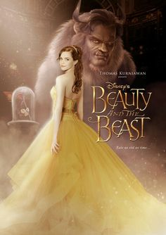 Beauty and the Beast (2017) A live action/CGI-animated romantic musical directed by Bill Condon and written by Evan Spiliotopoulos and Stephen Chbosky, based on the fairy tale of the same name by Jeanne-Marie Leprince de Beaumont and the 1991 Disney animated musical film. The film stars Emma Watson and Dan Stevens. Principal photography on May 18, 2015. Filming ended on August 21, 2015. The film is to be released on March 17, 2017, in 3D.