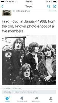 Pink Floyd - 1968