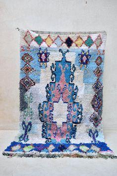 BOUCHEROUITE. Jahrgang marokkanischer von theboucherouiteshop