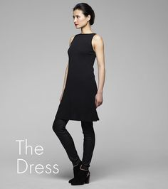 eileen fisher icons collection : the little black dress #EF30