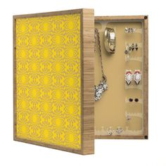 Budi Kwan Here Comes The Sun Gold BlingBox Petite | DENY Designs Home Accessories $99