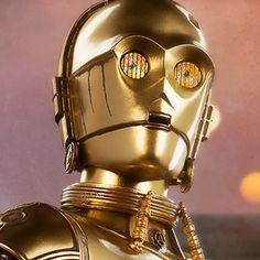 Star Wars Sixth Scale Figures - C-3PO