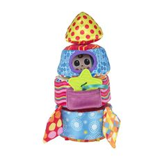 bc40c512478b Lamaze Stacking Starseeker Spaceship Plush Toy, Multicolor  #gardeningforkidspreschool Activities, Activity Toys, Space