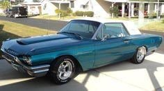 1964 Ford Thunderbird - 11