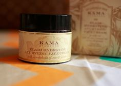 Kama Eladi Hydrating Ayurvedic Face Cream Review
