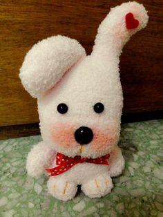 Bunny DIY Sock Doll