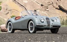 1954 Jaguar XK120 Roadster | Gooding and Company