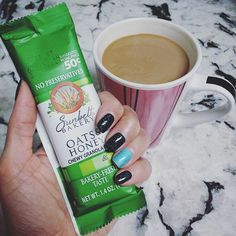 @SunbeltBakery No preservatives!   #SunbeltBakery #BloomVoxBox @Influenster #Influenster #gotitfree  Snack time @chefduny! @sunbeltbakery #oatsandhoney #granolabar & #coffee @influenster #sunbeltbakery #gotitfree #BloomVoxBox #contest  #mynailsandsomething #notd #mynailsandmydrink #manicure #coffeelover #nopreservatives #bakedfresh #influenster #voxbox #springmani #instanails #squarenails #nailpolish #nailart #nailpolishaddict #glitter #glitternails #lashenny21nails