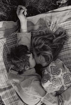 I would love to lay outside with you on a blanket...falling asleep and making you feel secure.. ❤