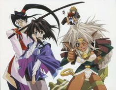 outlaw star | outlaw-star-girls