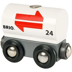 BRIO Tanker Wagon