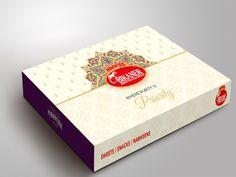 Types Of Packaging, Tea Packaging, Food Packaging Design, Cosmetic Packaging, Sweet Box Design, Mithai Boxes, Diwali, Label Design, Package Design