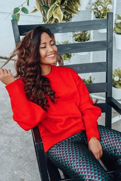 4 ways to wear red with other colours this festive month December  #red