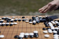 Go/baduk game