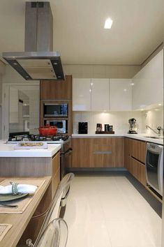 CARAS - Decoração - Saiba como ter uma cozinha gourmet gastando pouco