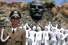 Havana, 1999 :o Bolshevik Revolution, Vladimir Lenin, Grumpy Face, Fall From Grace, Age Of Aquarius, Havana Cuba, Special People, Soviet Union, Holy Spirit