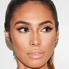 Look like a glowing diva with highlight and contour products from crcmakeup.com!