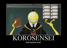 funny koro sensei assassination classroom