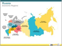 Economic Regions of Russia