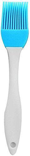 Pure Vie(TM) K�chen Silikon Backpinsel BBQ Pinsel - 18cm lang - Blau