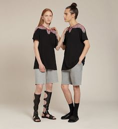 Lorene Zatta: Moda Genderless: Estilo Sem Gênero Ultrapasse Os l...