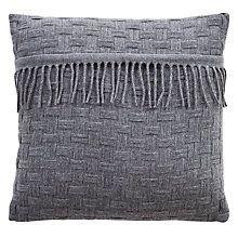 Buy John Lewis Croft Collection Basket Weave Cushion Online at johnlewis.com