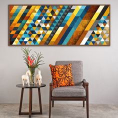 ". ""Geometric Sunset Panoramic"" . http://ift.tt/1w14IL7 . #franciscovalle #urbanarts #society6 #paris #asia #instafollow #colors #decor #decoração #interior #interiordesign #unitedkingdom #sala #art #casa #homestyle #livingroom #nyc #manhattan #brasil #europe #norway #losangeles #germany #pop #usa #uk #london #cool #abstract by franciscovalle_art"