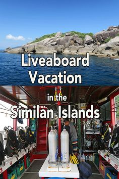 My Liveaboard Vacation in the Similan Islands