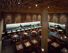 Pio Pio Restaurant / Sebastien Mariscal   Design d'espace