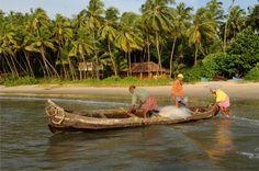Fisherman in Kannur