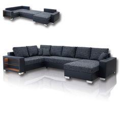 Leder Schlafsofa K2770 Wohnzimmer Sofas Couches Pinterest