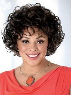 African American Kinky Curly Capless Synthetic Wigs 10 Inches, $55.99 | Wigsshopping.com                                                                                                                                                                                 Más