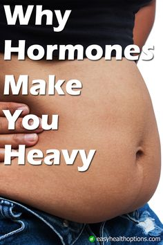 What happens when you are constantly under stress? You probably guessed it --hormones gone wild that cause weight gain.