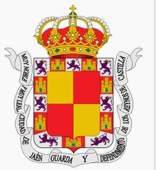Escudo  de la  ciudad de JAEN - ANDALUCIA