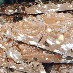 Fruit and nut milk chocolate 500 grams