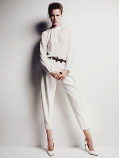 {fashion inspiration | editorial : josefien rodermans by victor demarchelier}