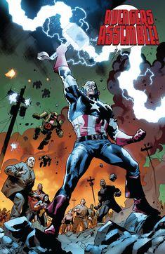 Should Steve Rogers/Captain America wield Mjolnir in the Avengers movie? Thanos Marvel, Marvel Comics, Marvel Heroes, Deadpool Wolverine, Marvel Dc, Capitan America Marvel, Capitan America Chris Evans, Marvel Captain America, Steve Rogers