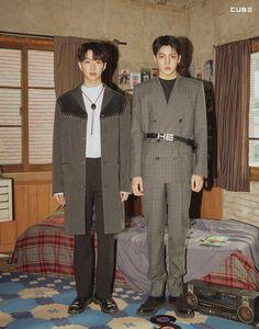 Kpop, Pentagon Wooseok, Star Company, Boy Idols, Star Magazine, How To Speak Korean, Guan Lin, Lai Guanlin, Jung Woo