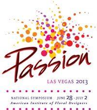 2013PassionLogo Los mejores diseñadores del mundo aquí en este majestuoso y único evento .