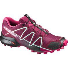 d572b62a1d18 Salomon Women s Speedcross 4 Shoes Fast Hike Trail Running Shoes