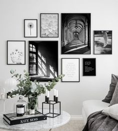 - Wall Art Ideas - 3 meest gemaakte fouten bij het maken van een gallery wall 3 most common mistakes when making a gallery wall - Everything to make your home your Home