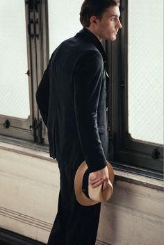 HIM Suit: authentic Panama hat: Soda Bangkok, Panama Hat, Soda, High Neck Dress, Couture, Photography, Dresses, Style, Fashion