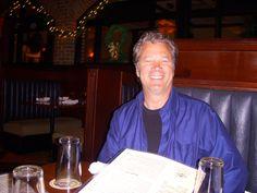 Robert at Bart's Birthday party. Photo by Bart Ritner