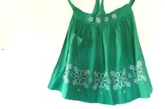 Shades of Vintage Green   by Denise on Etsy