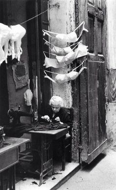 Naples, 1957 by David Chim Seymour