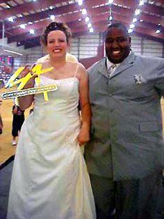 a ghetto wedding