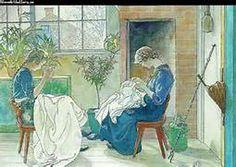 painter carl larsson painter carl larsson painter carl larsson frukost ...